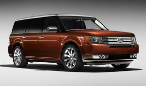 2008 ford flex pictures