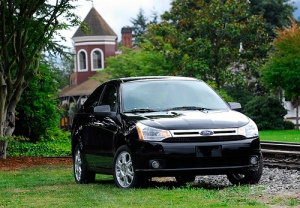 2008 ford focus pictures
