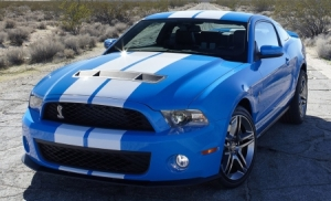 2010 Ford Mustang Images