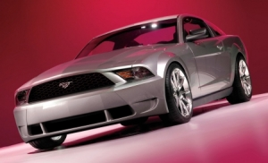 2010 Ford Mustang Pictures