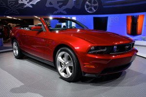 2010 Mustang Pictures