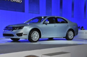Ford Fusion 2010 Images