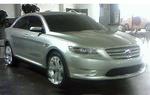 2011 Ford Taurus Sedan
