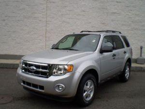 2009 Ford Escape Images