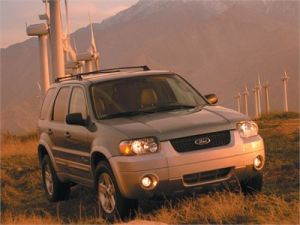 2010 Ford Escape Hybrid Images