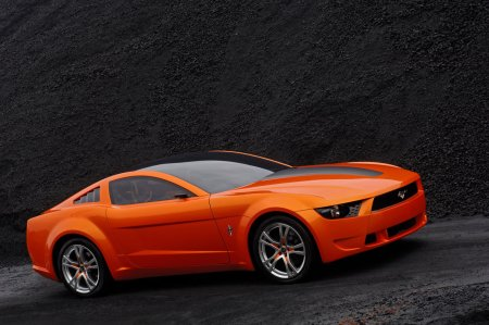 2010 Shelby Mustang
