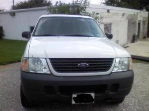 2009 Ford Explorer 4X2 Photos