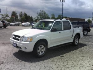 2009 Ford Explorer 4X2 Pictures