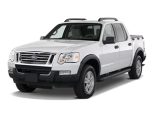 2010 Ford Explorer 4X2 Pictures