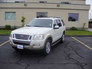 2009 Ford Explorer 4X4 Images