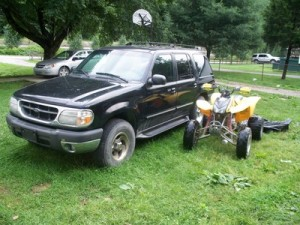 2009 Ford Explorer 4X4 Photos