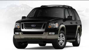 2010 Ford Explorer 4X4 Images