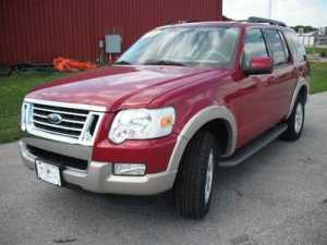 2009 Ford Explorer AWD Pictures