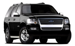 2010 Ford Explorer AWD Pictures