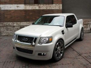 2009 Ford Explorer Sport Trac Images