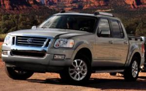 2010 Ford Explorer Sport Trac Images