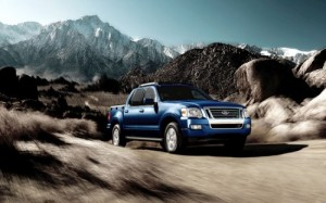 2010 Ford Explorer Sport Trac Pictures