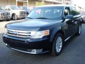 2009 Ford Flex Pictures