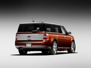 2010 Ford Flex Images