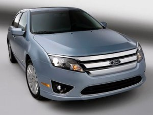 2009 Ford Fusion Hybrid Photos