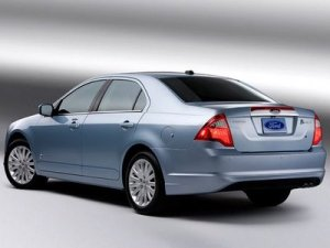 2010 Ford Fusion Hybrid Photos