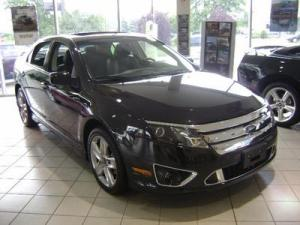2010 Ford Fusion Images