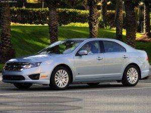 2010 Ford Fusion Photos