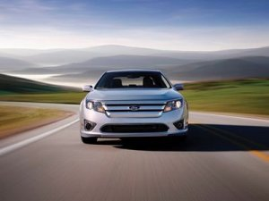 2010 Ford Fusion Pictures