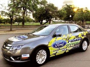 Ford Fusion 2010 Photos