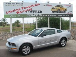 2008 ford mustang images