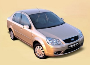 Ford Fiesta Photos