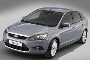 Ford Focus Photos
