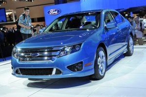Ford Fusion 2010 Pictures
