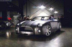 Ford Shelby Cobra Pictures