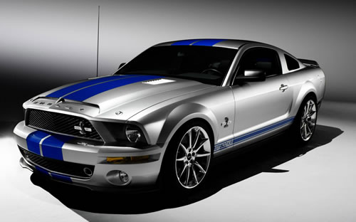 Mustang GT Car